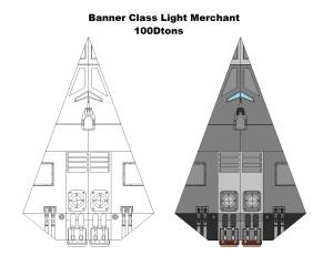 Banner Class Light Merchant (Traveller)