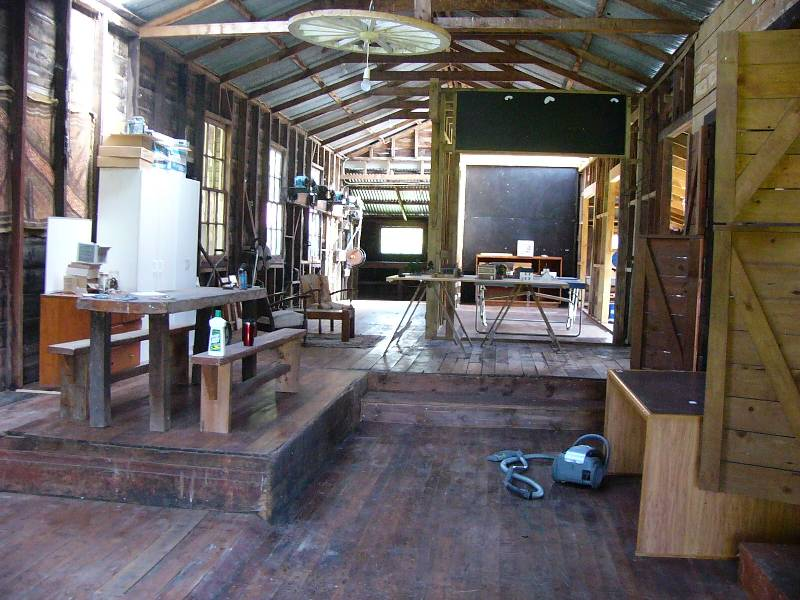 Inside The Woolshed The Woolshed Wargamer