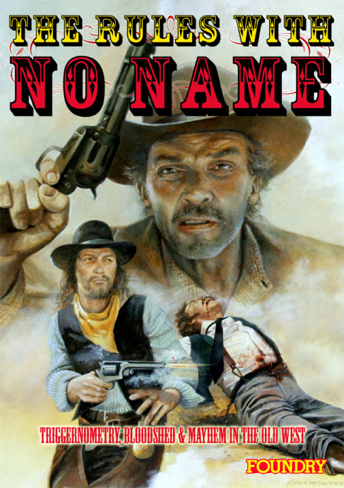 The Rules with No Name: Action Deck Cards.