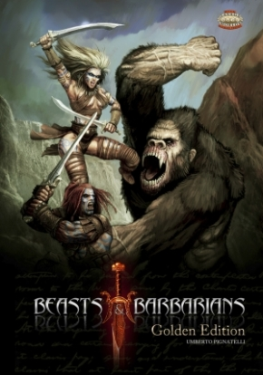 Beasts and Barbarians Roleplaying Game