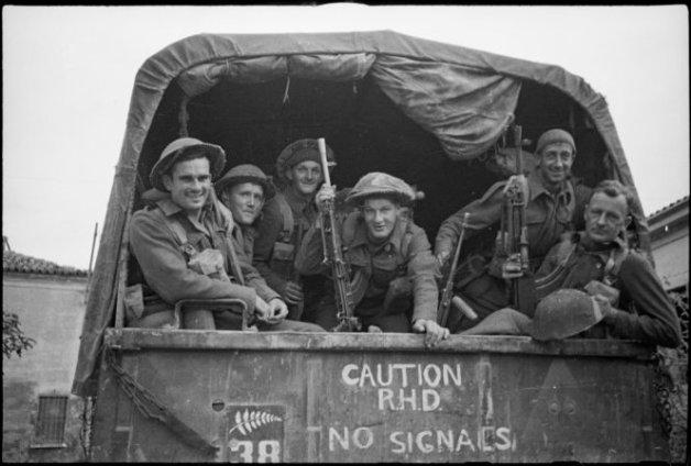 Dad Italy 1944