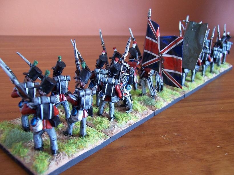 more of my old glory 28mm peninsular british infantry. Black Bedroom Furniture Sets. Home Design Ideas
