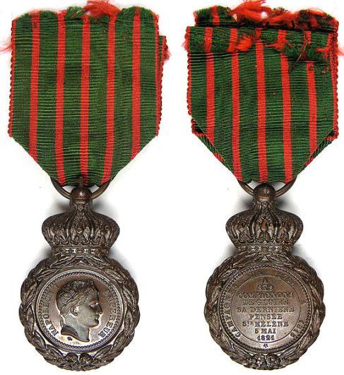 St Helena Medal