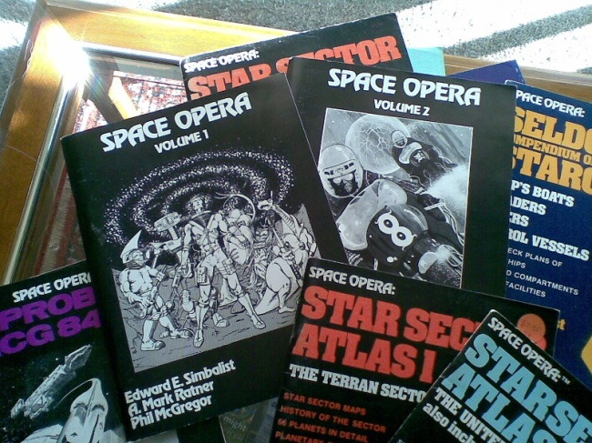 FGU Space Opera Roleplaying Game