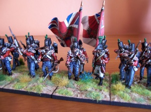 43rd Monmouthshire Light Infantry - 28mm Victrix
