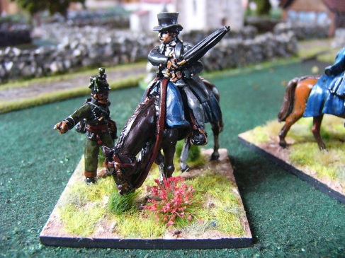 28mm Peninsular Command - British and Spanish