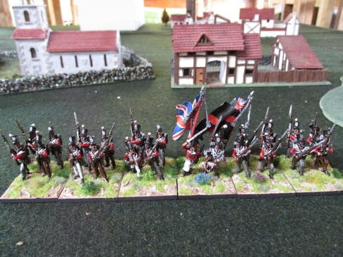28mm 50th West Kent Regiment (Old Glory)