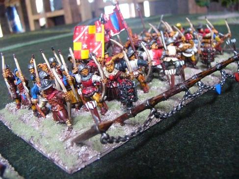 Bretonnian Archers - Horde Style