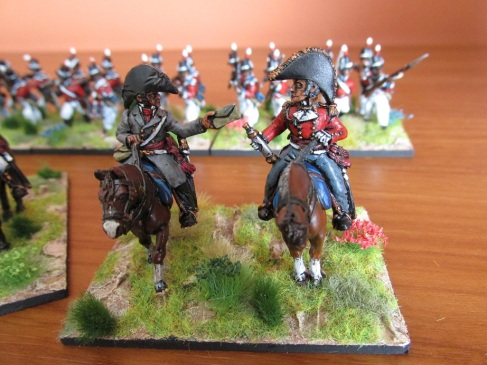 28mm British Generals (Front Rank)