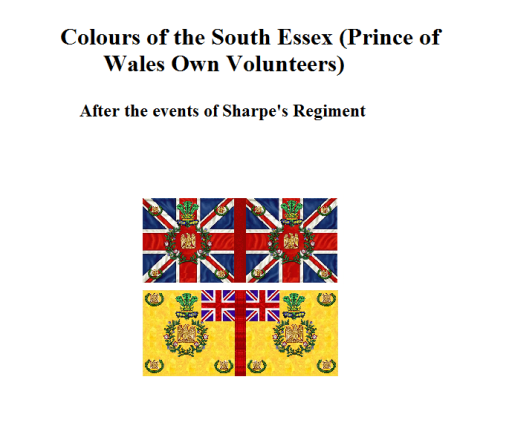 South Essex Colours POWOV
