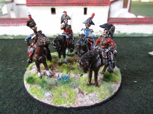 Anglo-Spanish Command - Peninsular War