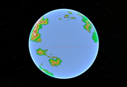 Fantasy Globe 1