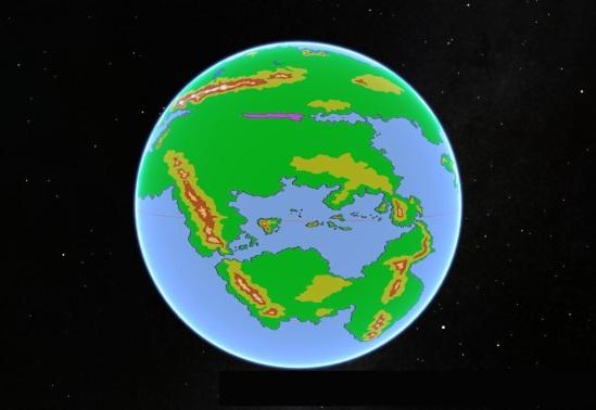 Fantasy Globe 2
