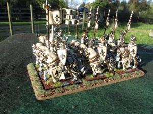 Bretonnian Holy Order Knights