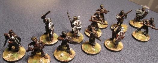 Zulu Skirmishers 3