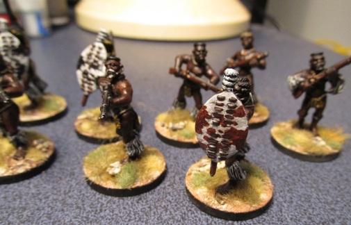 Zulu Skirmishers 4