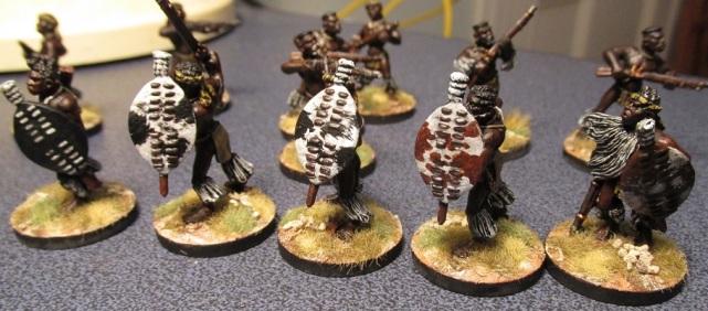 Zulu Skirmishers 5