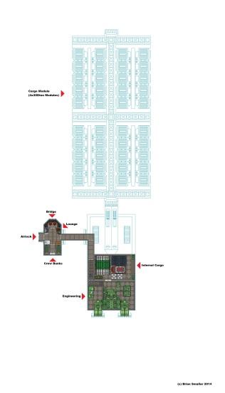 200dton Jump1 Modular Freighter Interior Named