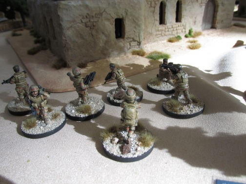 A CTA Skirmish Sangin 1