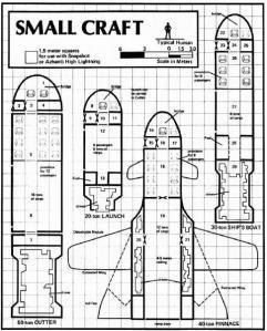 50 D-ton Modular Cutter (Traveller)