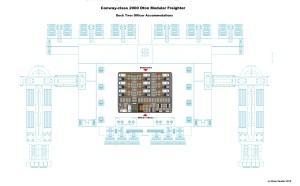 Conway Class Modular Freighter B Deck