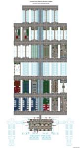 Conway Class Modular Freighter C Deck
