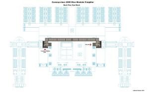 Conway Class Modular Freighter E Deck