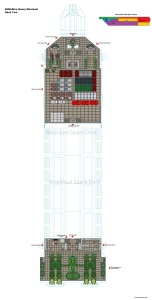 Heavy Merchant - Deck Two Cargo Named WM