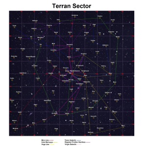 Terran Sector - Main Links