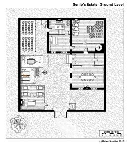 Senio's Estate 2 Ground Level