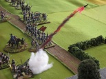 A very cool British rocket troop in action.