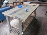 Finished bench.