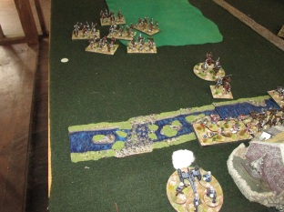 Artillery Closing Fire is devastating and the Zulu regiment breaks and is dispersed.