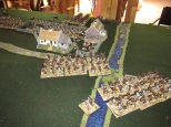 The Zulu Chest attacks and is held.