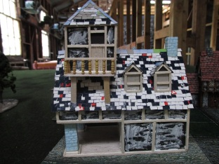 WIP – More work on medieval/fantasy/pirate buildings | The