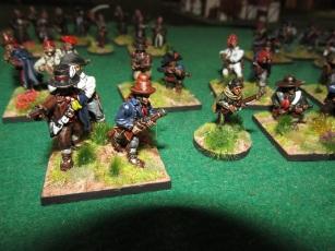 A brigade Games Teresa figure